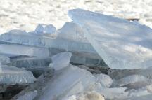 Hudson River Ice Pack