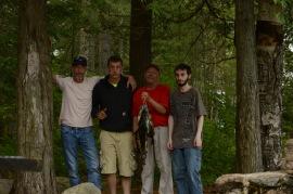 Matt, Max, Me, Kacey