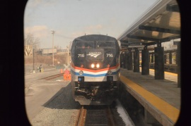 Southbound Rail